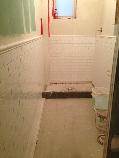 Bathroom Renovation Jersey City gut renovations | hudson building group